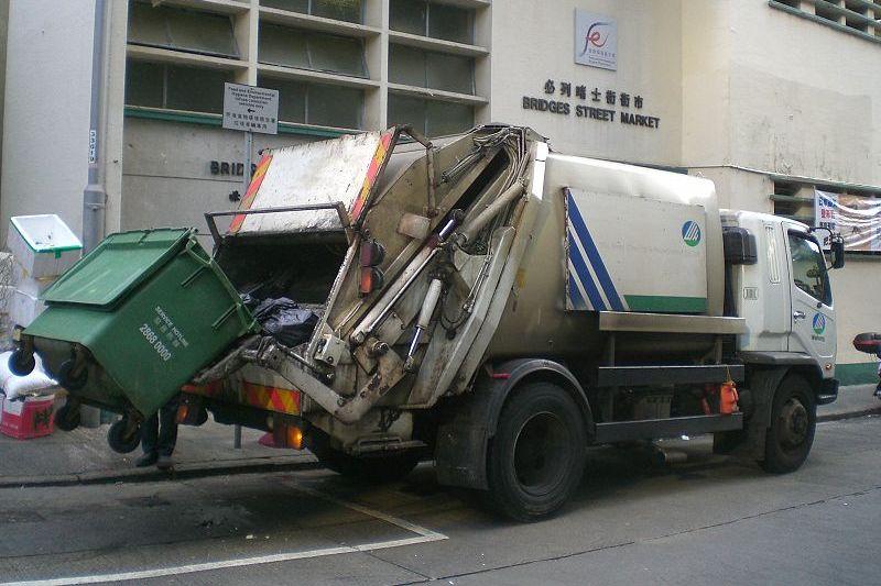 Xe vệ sinh đô thị