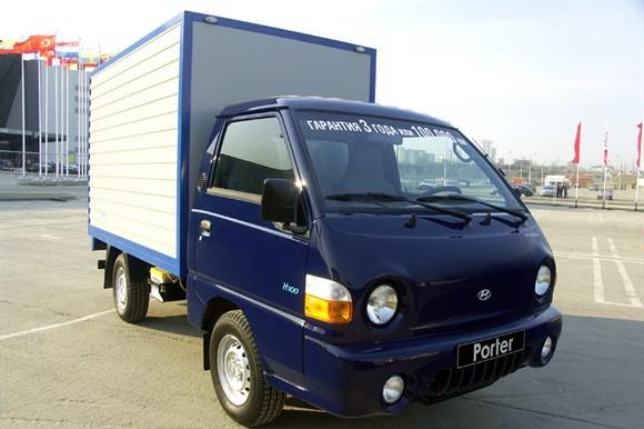 Porter H100