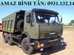 Kamaz Ben 65115
