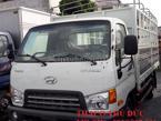 Thaco HD650 tải trọng 6,4 tấn