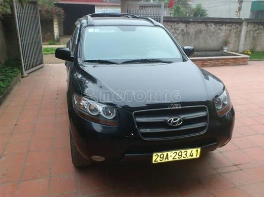 3631 Thong Tin Chi Tiết Xe Hyundai Santa Fe Mlx 2 2 Cũ