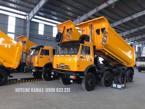 Kamaz Xe ben Kamaz 6540/MT (Euro2) 15m3Ga cơ