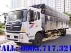 Dongfeng Hoàng Huy B180 thùng dài