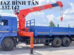 Kamaz xe tải cẩu 65117 (6x4)