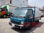 Thaco Frontier 125 thùng mui bạt