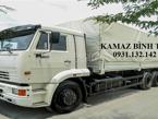Kamaz 651117 (6x4) THÙNG
