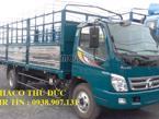 Thaco Ollin 700B tải trọng 6,950 tấn