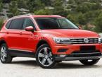 Volkswagen Tiguan Allspace  4Motion